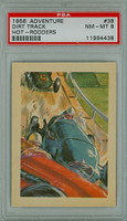 1956 Adventure 38 Hot Rodders PSA 8 Near Mint to Mint