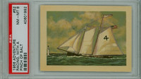 1956 Adventure 52 Boat Racing PSA 8 Near Mint to Mint