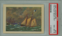 1956 Adventure 53 Pilot Boat PSA 8 Near Mint to Mint