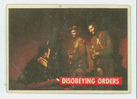 1956 Davy Crockett Green 25 Disobeying Orders Fair to Good