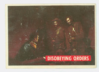 1956 Davy Crockett Green 25 Disobeying Orders Good to Very Good