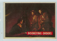 1956 Davy Crockett Green 25 Disobeying Orders Very Good