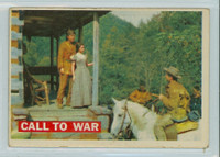 1956 Davy Crockett Orange 2 Call to War Very Good