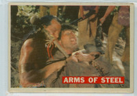 1956 Davy Crockett Orange 30 Arms of Steel Very Good