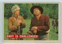 1956 Davy Crockett Orange 34 Davy is Challenged Very Good