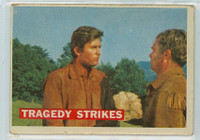 1956 Davy Crockett Orange 40 Tragedy Strikes Fair to Good