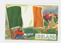 1956 Flags of the World 15 Ireland Near-Mint