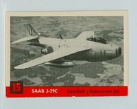 1956 Jets 15 SAAB J-29C Excellent to Mint