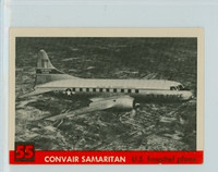1956 Jets 55 Convair Samaritan Excellent to Mint