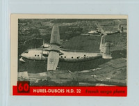 1956 Jets 60 Hurel-Dubois HD 32 Very Good to Excellent