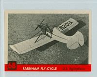 1956 Jets 68 Farnham Fly-Cycle Very Good to Excellent