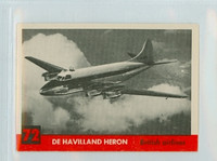 1956 Jets 72 De Havilland Heron Near-Mint