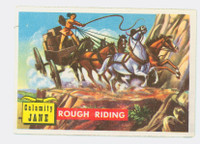 1956 Round Up 17 Rough Riding Excellent to Mint