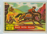 1956 Round Up 23 Race With Death Excellent to Mint