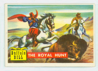 1956 Round Up 27 The Royal Hunt Excellent to Excellent Plus