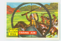 1956 Round Up 28 Taking Aim Excellent to Excellent Plus