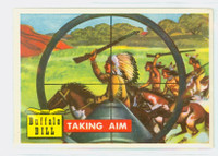 1956 Round Up 28 Taking Aim Near-Mint