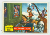 1956 Round Up 30 Frontier Fun Excellent to Excellent Plus