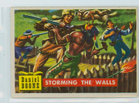 1956 Round Up 48 Storming the Walls Excellent to Excellent Plus