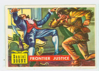1956 Round Up 50 Frontier Justice Near-Mint