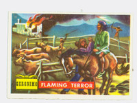 1956 Round Up 68 Flaming Terror Excellent to Excellent Plus