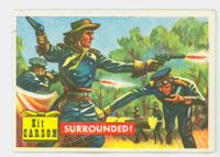 1956 Round Up 78 Surrounded! Excellent to Excellent Plus
