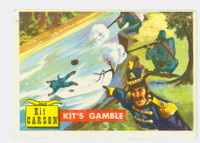 1956 Round Up 79 Kit's Gamble Excellent