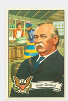 1956 U.S. Presidents 25 Grover Cleveland Excellent to Excellent Plus