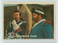 1958 Zorro 46 Ruthless Plan Excellent to Excellent Plus