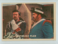 1958 Zorro 46 Ruthless Plan Excellent to Mint