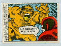 1966 Marvel Super Heroes 23 But Halloween is Next Week! Very Good to Excellent