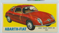 1961 Sports Cars 2 Abrath-Fiat Very Good to Excellent