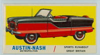 1961 Sports Cars 11 Austin-Nash Excellent White Back