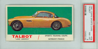 1961 Sports Cars 39 Talbot PSA 8 Near Mint to Mint