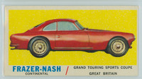 1961 Sports Cars 54 Frazer-Nash Very Good to Excellent