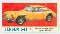 1961 Sports Cars 64 Jensen 541 Good White Back