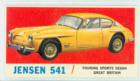1961 Sports Cars 64 Jensen 541 Very Good White Back