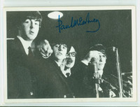 1964 Beatles Black|White 78 Paul McCartney Very Good to Excellent