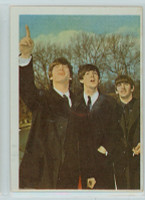 1964 Beatles Color 12 John, Paul, Ringo Excellent to Mint