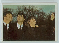 1964 Beatles Color 23 John, Paul, Ringo Near-Mint