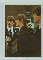 1964 Beatles Color 24 John, Paul, Ringo Excellent to Mint