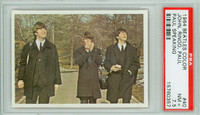 1964 Beatles Color 40 John, Paul, Ringo PSA 7.5 Near Mint Plus