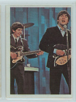 1964 Beatles Color 63  John and George Excellent to Mint