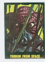 1964 Outer Limits O-Pee-Chee 4 Terror from Space Excellent to Mint