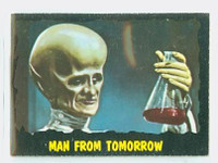 1964 Outer Limits O-Pee-Chee 11 Man from Tomorrow Excellent to Mint
