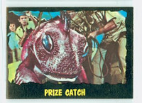 1964 Outer Limits O-Pee-Chee 21 Prize Catch Excellent to Mint