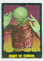 1964 Outer Limits O-Pee-Chee 29 Night of Terror Excellent to Mint