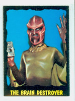 1964 Outer Limits O-Pee-Chee 38 The Brain Destroyer Excellent to Mint