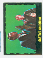1964 Outer Limits O-Pee-Chee 42 Captive Scientist Excellent