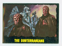 1964 Outer Limits O-Pee-Chee 44 Subterraneans Excellent to Mint